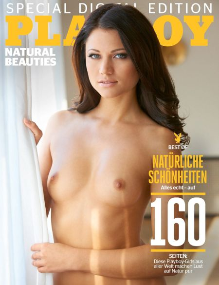 Скачать с turbobit Playboy Special Collector's Edition - Natural Beauties (2016) Germany